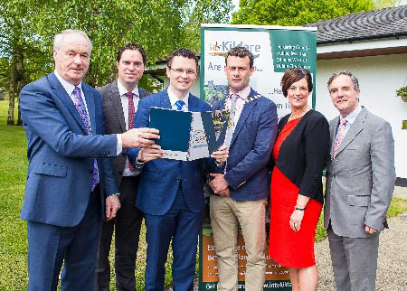 Kildare aiming to boost overseas visitors by 2020 on back on Ancient East