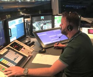 New E-STRIPS ATC system, Dublin Airport