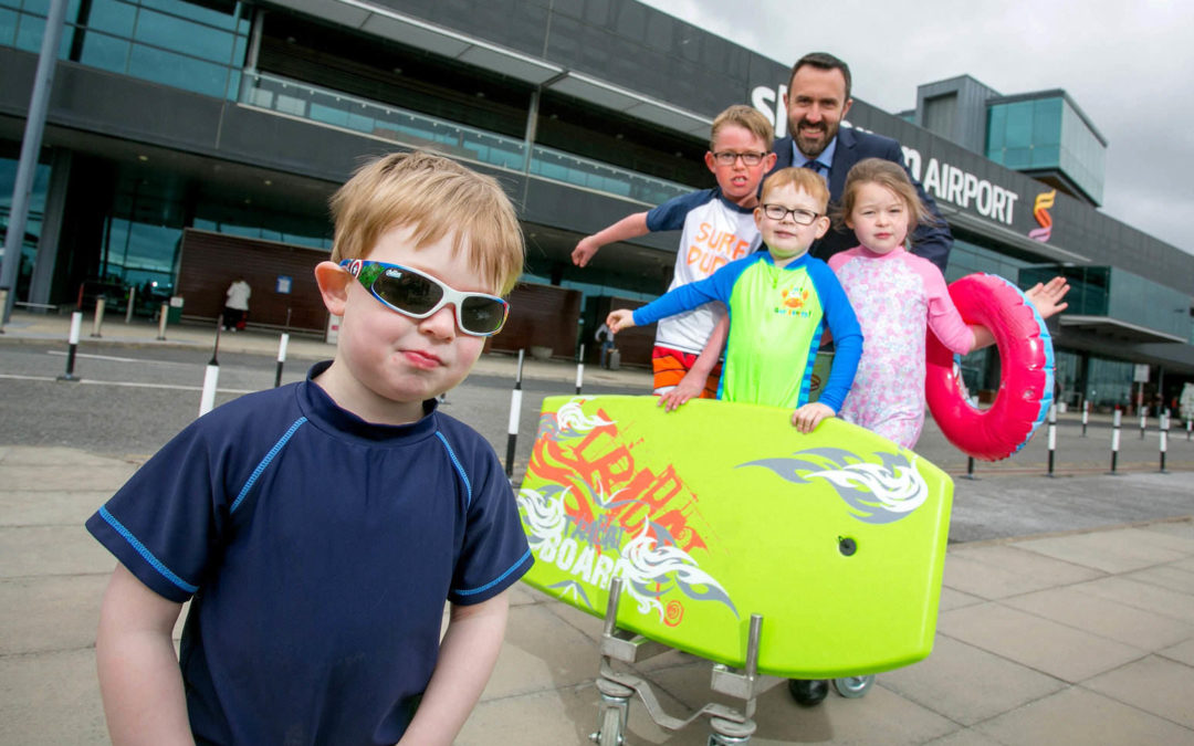 Wild Atlantic Way continues to drive growth as Shannon celebrates 25,000 extra summer seats