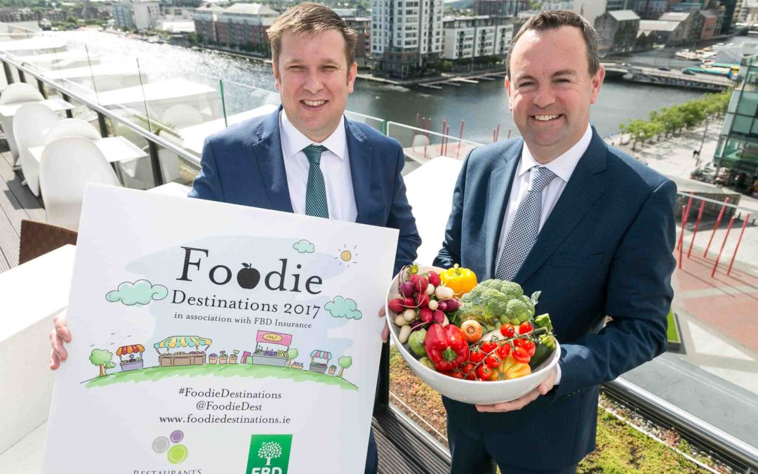 Towns and villages to battle it out to be named top Foodie Destination