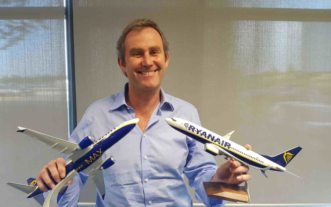 Ryanair orders 10 more Boeing 737 Max 200 planes as it pushes to carry 200m passengers a year
