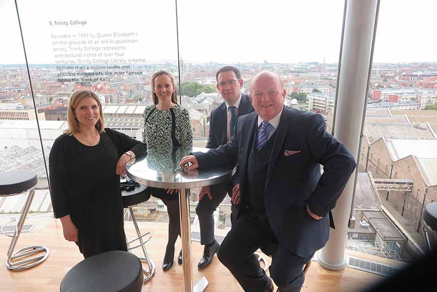 Guinness Storehouse to double capacity of Gravity Bar