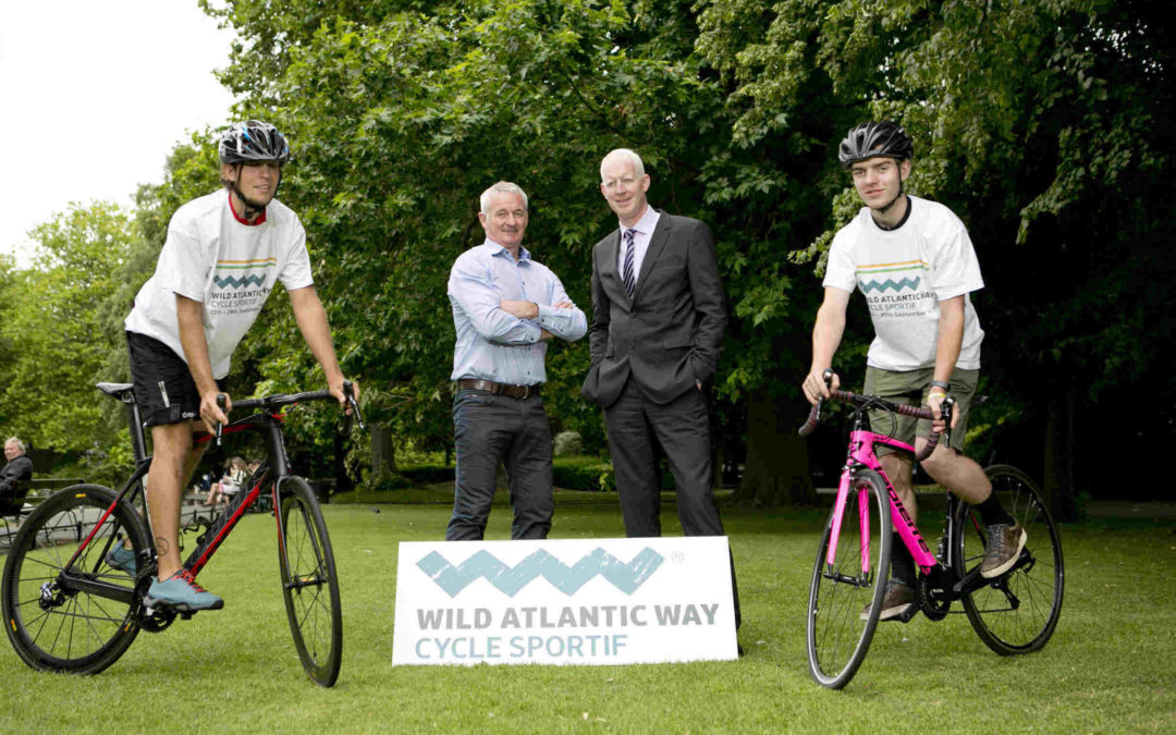 West aiming for 50,000 more bed nights as Fáilte Ireland pedals Wild Atlantic Way as cycling route