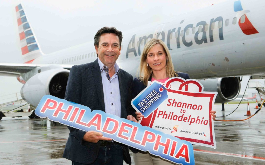 American Airlines to boost capacity by 18pc on Shannon-Philadelphia route