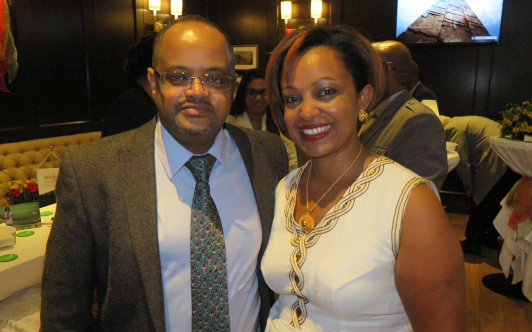 Ethiopian Airlines ushers in a new year and a new Ireland boss at airport hotel event