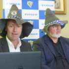 Ryanair's Kenny Jacobs and David O'Brien