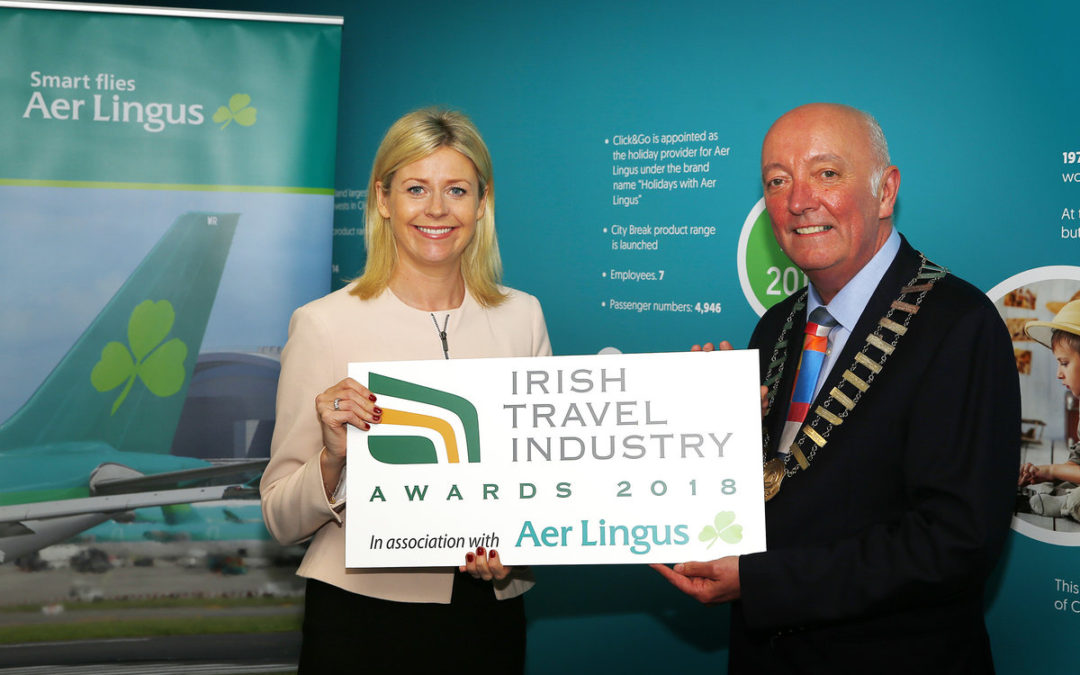 Aer Lingus comes onboard as title sponsors of expanded Irish Travel Industry Awards