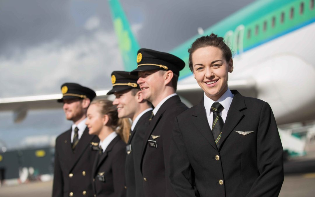Aer Lingus seeking 100 new pilots as part of ambitious Atlantic growth plan