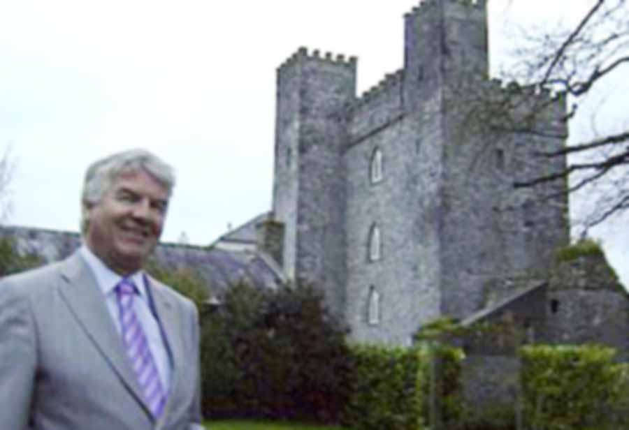 Ken Healy's Barberstown Castle hosts European castle awards