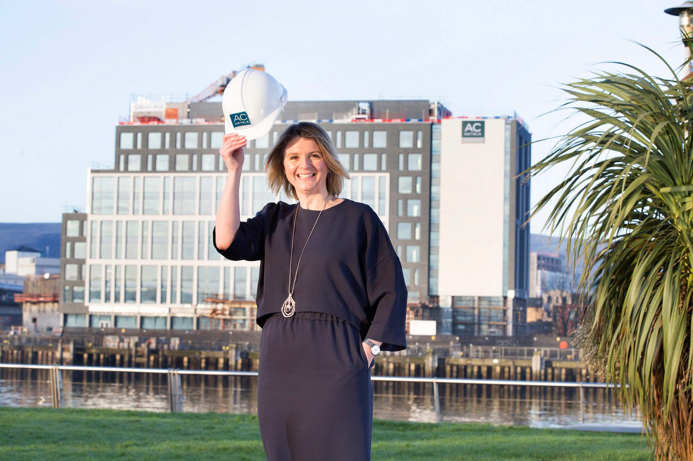 Global brand AC Hotels by Marriott confirms opening date for first hotel in Ireland