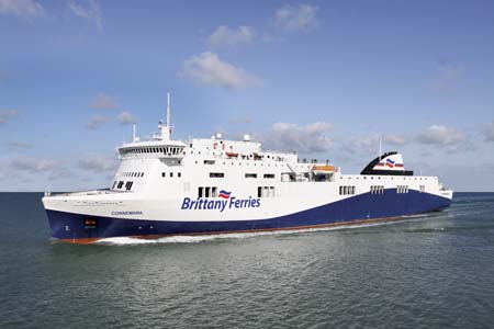 Brittany Ferries announces Cork-Santander 2w no frills ferry service from April 29