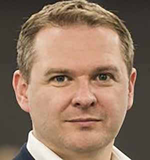 Cormac Barry joins CarTrawler from Australian gambling firm to succeed Mike McGearty as CEO
