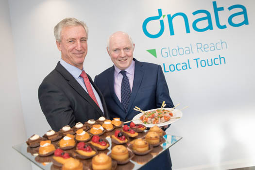 Dnatacatering facility at Dublin Airport to create 60 jobs