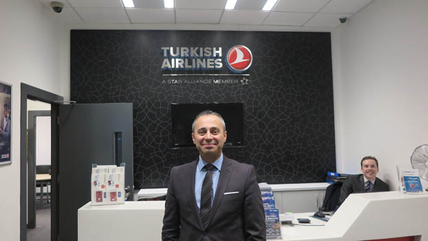 Turkish Airlines looks to growth in Dublin amid resurgence in holiday bookings