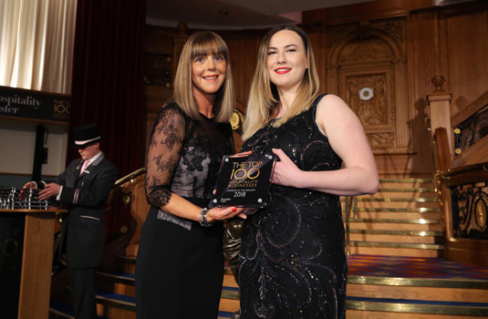 Europa Hotel, Slieve Donard resort , Fitzwilliam Hotel and Lough Erne Resort named in awards