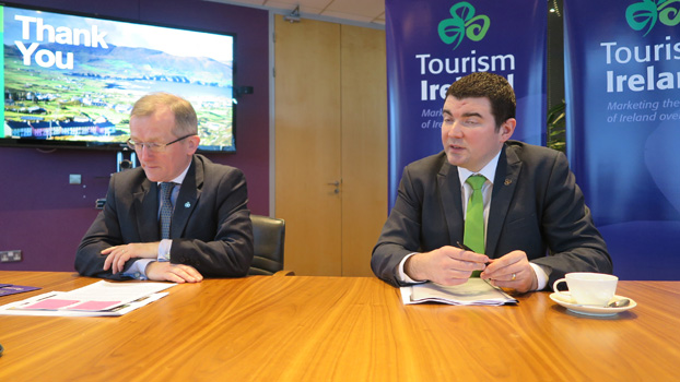 Ireland battling Britain for tourists as our inbound numbers rise 7.3pc