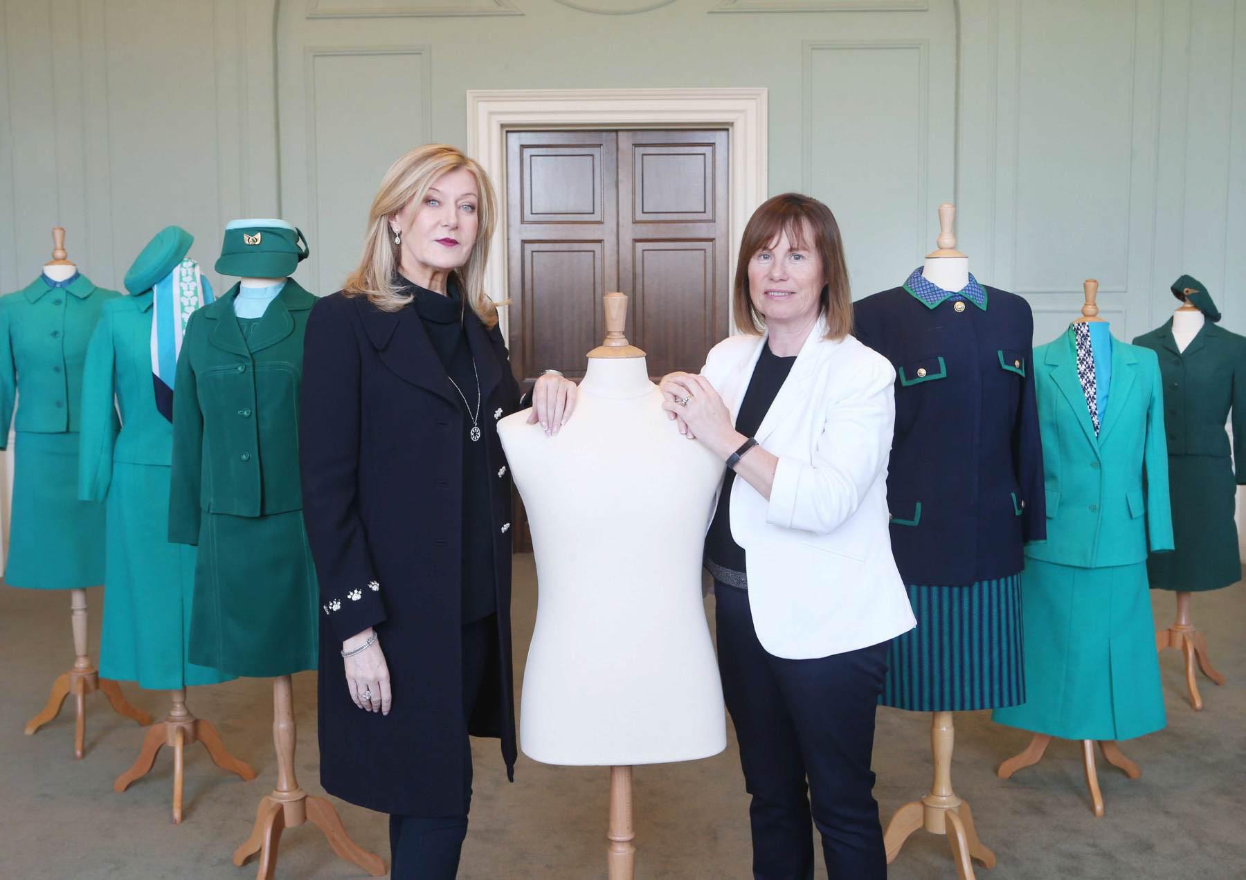 Runway fashion: Irish designer Louise Kennedy returns to design new Aer Lingus uniforms