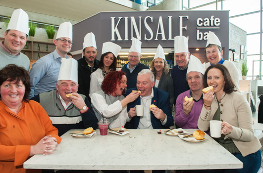 Fast food: Direct Norwegian connection boosts Kinsale and Rhode Island ties
