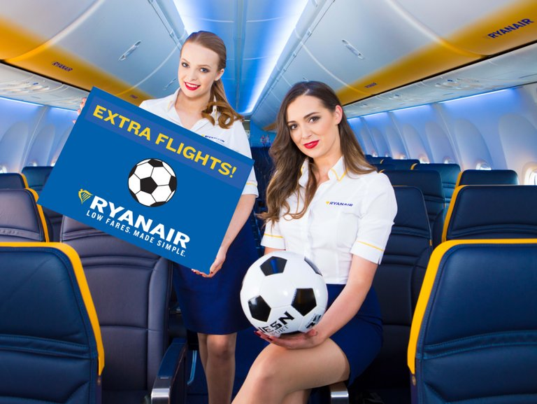 Ryanair puts on extra flights for Irish fans for Liverpool's Champions League tie