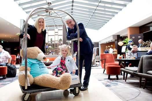 Dalata renews charity partnership with Crumlin Children's Hospital in cancer battle