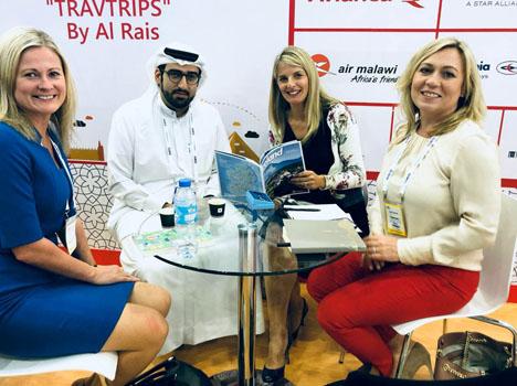 Visit Ireland, high-spending markets told at Arabian Travel show in Dubai