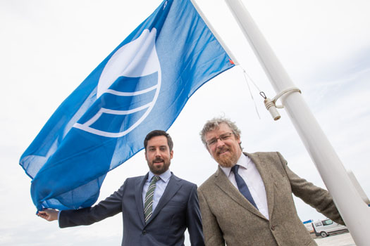 Kerry leads the way as record number of beaches plant Blue Flags