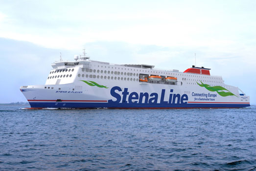 Stena building three new ships for Irish Sea routes as market now bigger than Celtic Tiger era