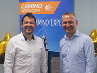 Volker's back in the travel industry as he joins the team at CaminoWays.com