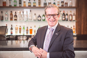 James McGinn, who has been appointed to the board of Hastings Hotels